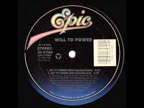 Will To Power - Baby, I Love Your Way (1988)