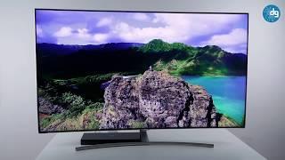 Samsung Q8C QLED TV inceleme