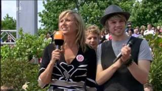ZDF Fernsehgarten Daniel Schuhmacher Anything But Love