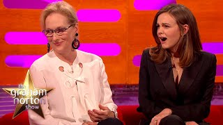 Carey Mulligan & Meryl Streep Compare Their Weirdest Reviews | The Graham Norton Show