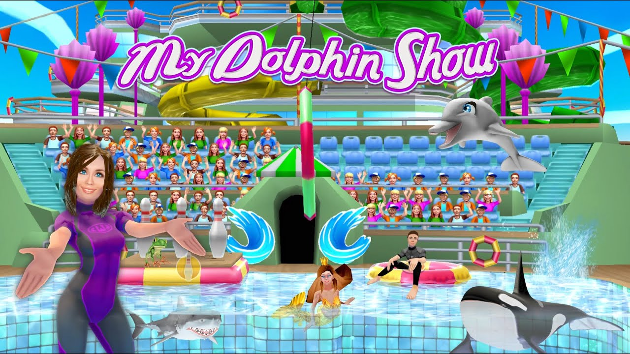 my show dolphin