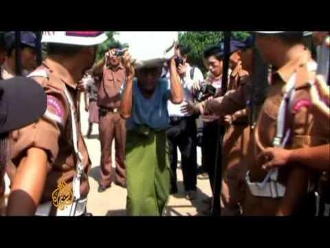 Myanmar starts to release prisoners