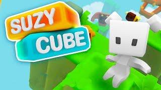 Suzy Cube - Gameplay Walkthrough Part 1 - World 1 (iOS, Android)