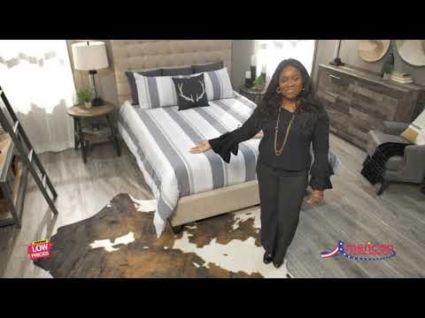 American Furniture Warehouse You, Afw Queen Bed Frame