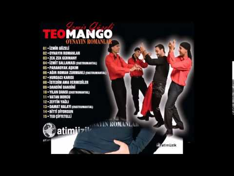 Teomango - Zeytinyağlı