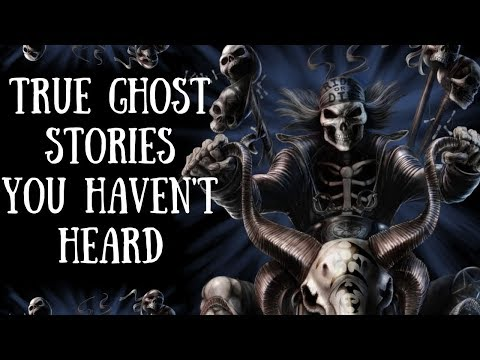 5 Scary True Ghost Stories (Poltergeists, Growls, Neighborhood Ghouls)