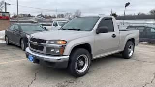 2004 Chevrolet Colorado 2wd
