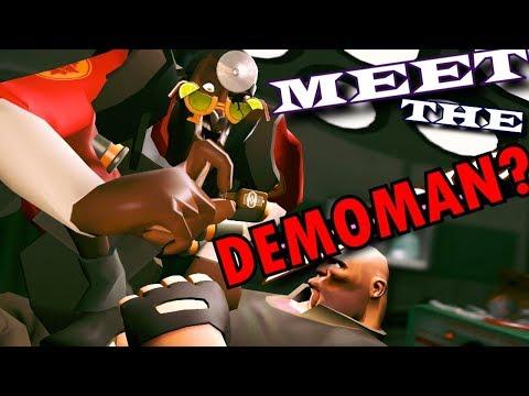 Meet the Medic, but it's Demoman
