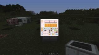 Токарный станок (поворотный стол) в майнкрафт 1.7.10 - IC2 Experimental v2.2.654