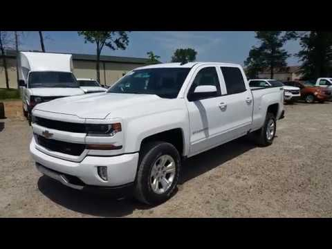 2017 Chevy Silverado 1500 Crew Cab Lt Z71 All Star Edition Summit White Full Review