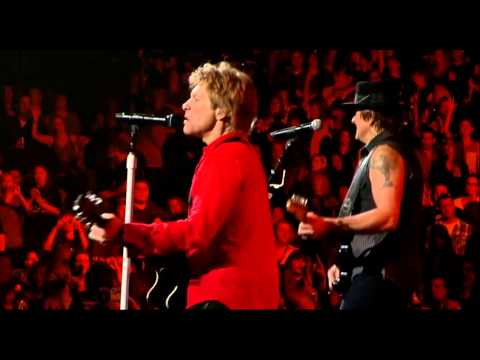 Bon Jovi I'll Be There For You Cleveland 9 March 2013 1
