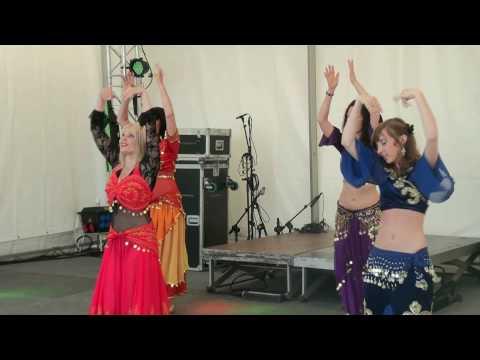 Belly dance   HD 1080p