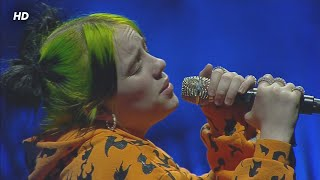 Billie Eilish - idontwannabeyouanymore - Live from Corona Capital Mexico 2019 HD