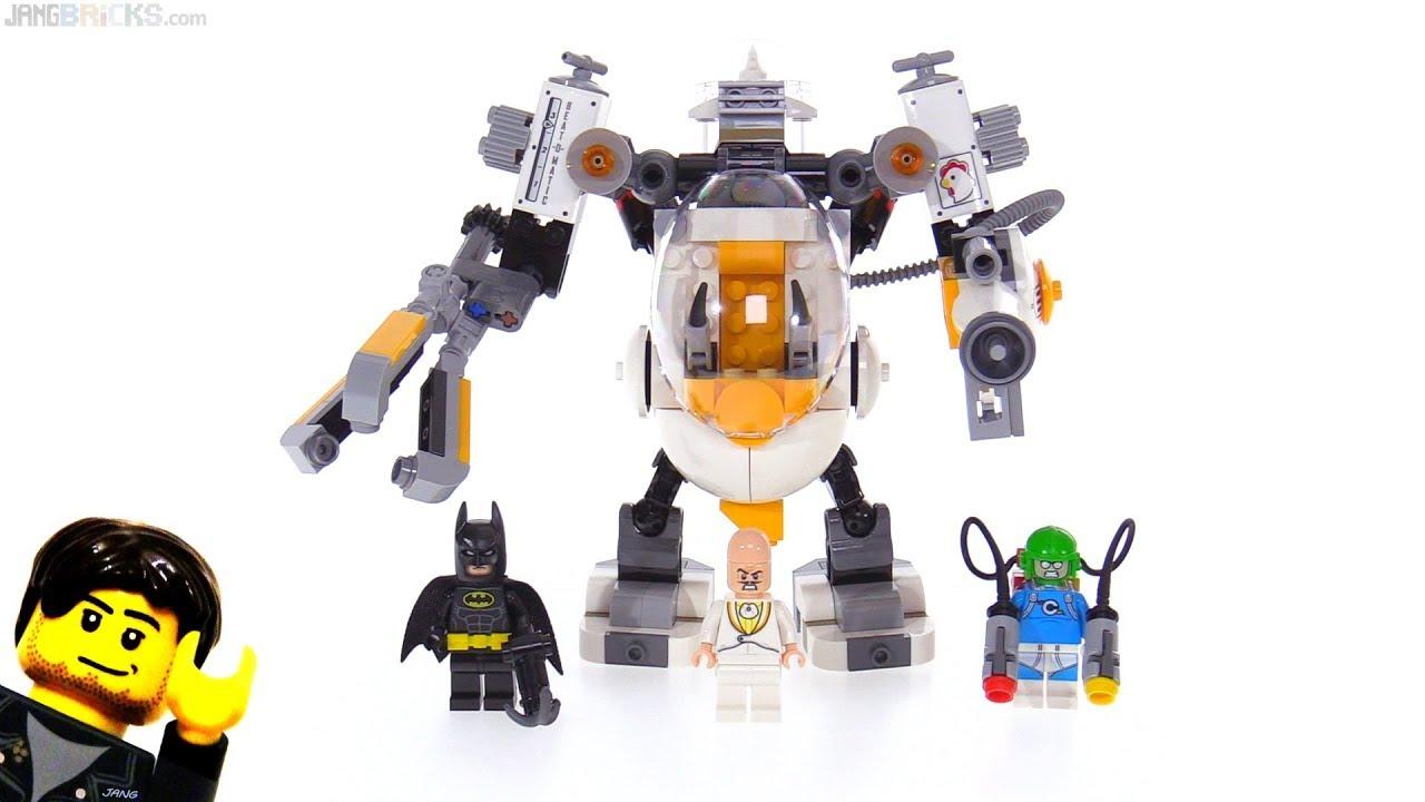 Download LEGO Batman Movie Egghead Mech Food Fight review 🥚 70920