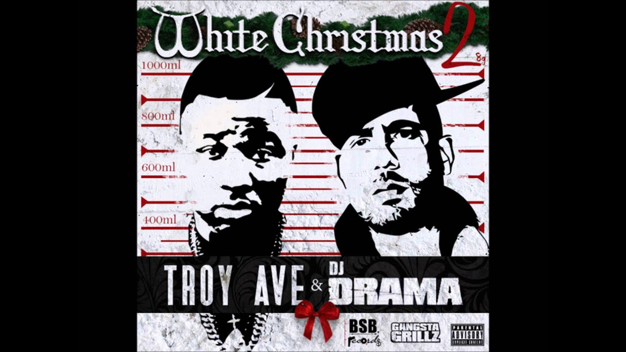 Troy Ave - Merry White Christmas (Prod. By Yankee) 2013 New CDQ ...