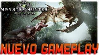 Vídeo Monster Hunter World