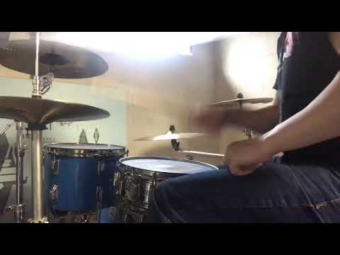 Thomas Rhett With Little Big Town - Don't Threaten Me With A Good Time (Drum Cover)