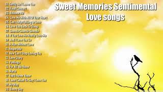Sweet Memories Sentimental Love songs Collection Vol 102