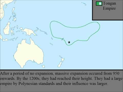 History of Tonga