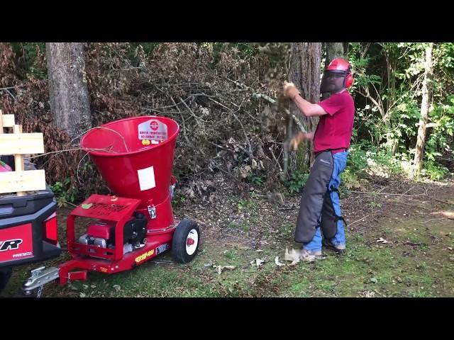 Split-Fire 4090 Wood Chipper Going on a Road Trip (144)