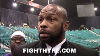 ROY JONES JR. REACTS TO TERENCE CRAWFORD'S WIN OVER POSTOL; INSISTS HE CAN BEAT ANY TOP 3 WELTER