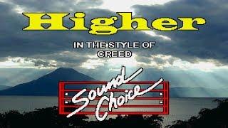 Karaoke Creed - Higher