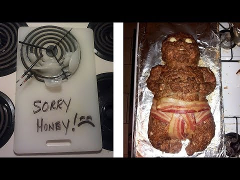 The Worst Kitchen Fails Ever That Will Make You Feel Like A Star Chef