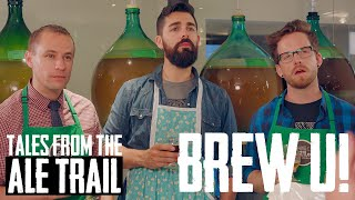 Tales From The Ale Trail Ep6 | Brew U!