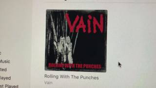 VAIN - Rolling With The Punches - NEW Album Review