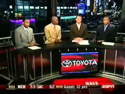 Throwback: Pacers vs Pistons Brawl - Full (2004)