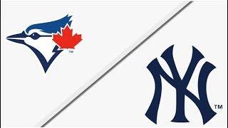 Toronto Blue Jays vs New York Yankees   Full Game Highlights   4/22/18