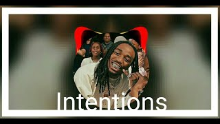 Justin Bieber - Intentions (official  song ) Ft .Quavo