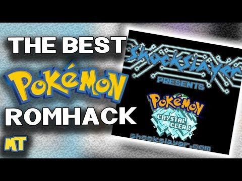 Pokémon Crystal Clear Is The Best Pokémon Romhack | Master Trainer