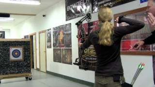 5 Best Archery Tips for Beginners from Locavore Kristen Schmitt