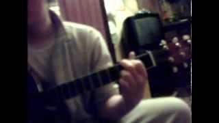 Видео урок игры на гитаре. Последний герой.В.Цой.