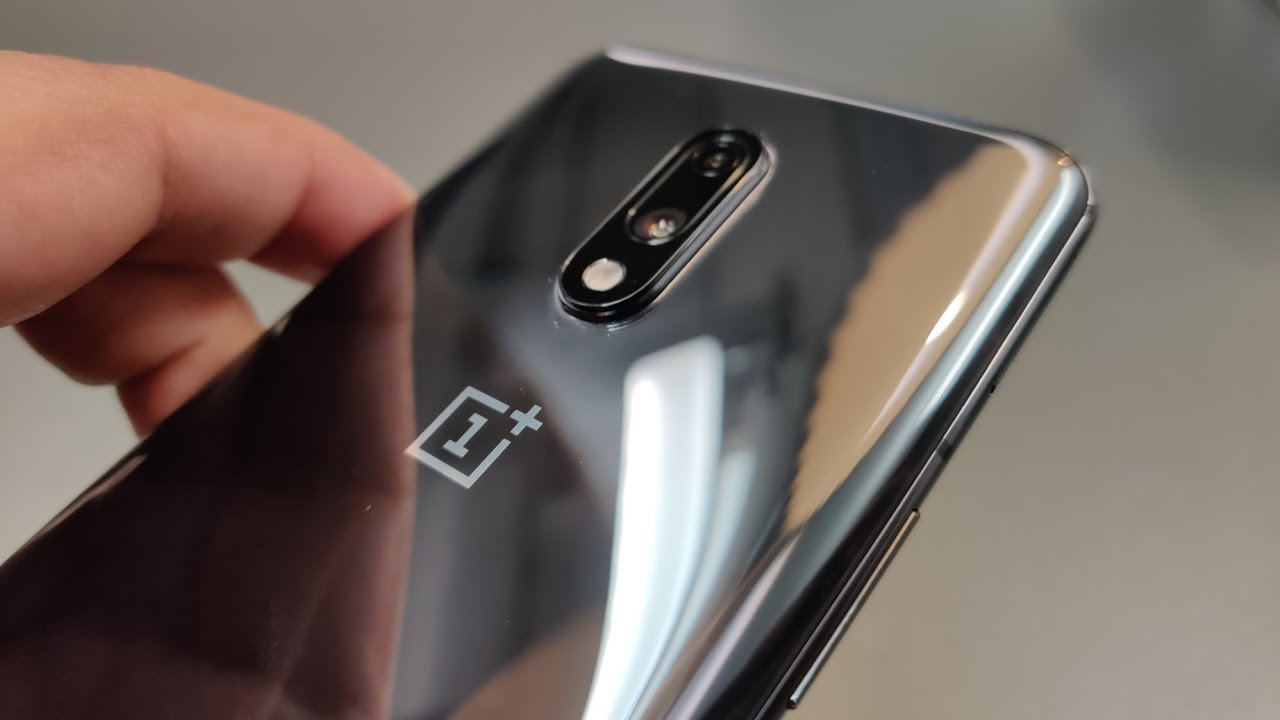 OnePlus 7 Hands-on: Surprising improvements over the OnePlus 6T!