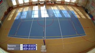 17 июля. Новосибирск. Волейбол. Турнир ЛИГА ПРО