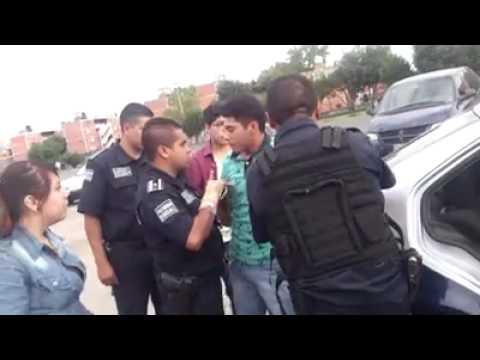 Abuso de Policias en Cuautitlan Izcalli
