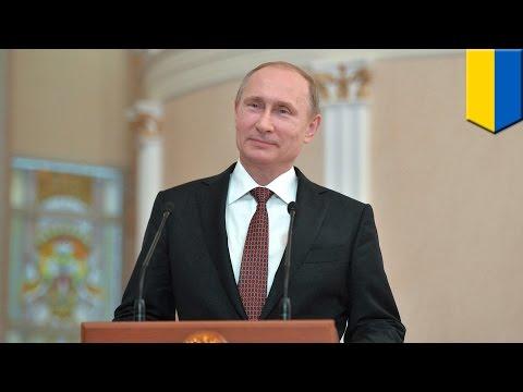 Ukraine conflict: Vladimir Putin announces ceasefire in eastern Ukraine