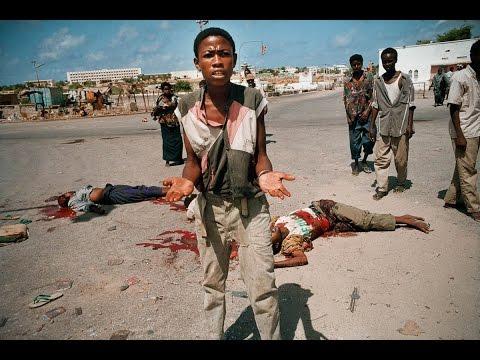 Somalia  Land ohne Gesetz - dokumentation 2016