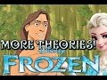 Cartoon Conspiracy Theory | More Frozen Connections (Lion King, Hunger Games,Tarzan)