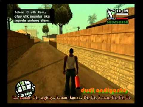 CHEAT GTA SA PS2 KIAMAT