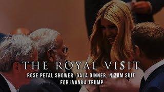 Modi to host Ivanka at