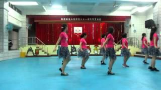 Walking in the Railway Side 走在鐵路旁 - Line Dance ( Adeline Cheng (Nuline Dance - Malaysia) )