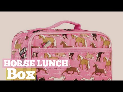 Horse Lunch Box // 12 Horse Lunch Box You've Got A See!