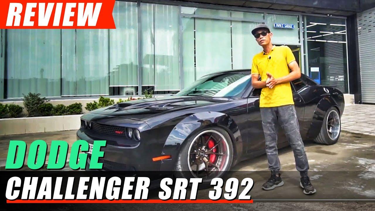 Tìm hiểu Dodge CHALLENGER SRT 392 độc nhất Việt Nam, độ widebody siêu ngầu | Xedoisong.vn