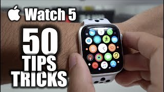 50 Best Tips & Tricks for Apple Watch Series 5