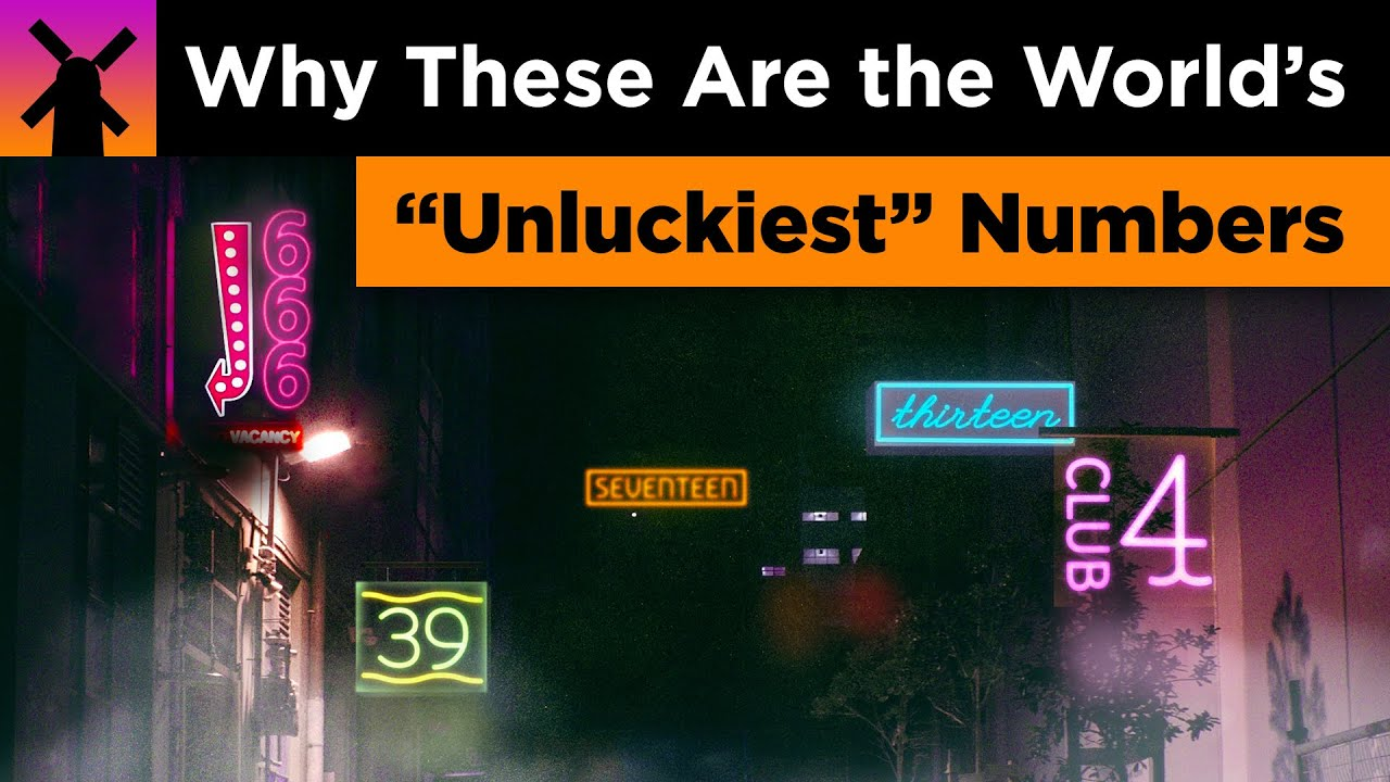 Why 4, 13, 17, 39 & 666 Are the World's Spookiest Numbers