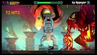 vuclip Guacamelee PS4  La vengeance du diable !