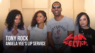 Angela Yee's Lip Service Feat. Tony Rock